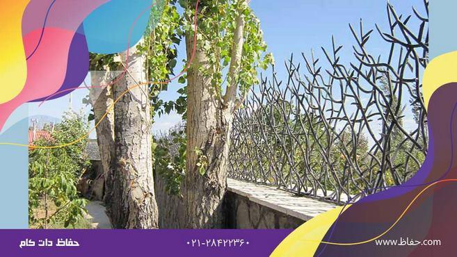 حفاظ شاخ گوزنی مشکی